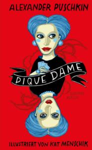 Buchcover Alexander Puschkin Pique Dame