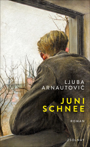 Buchcover Ljuba Arnautovic Junischnee