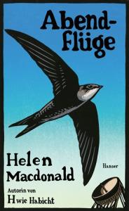 Buchcover Helen Macdonald Abendflüge