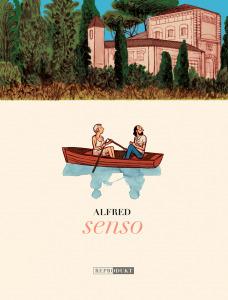 Buchcover Alfred senso