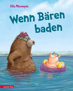 Buchcover Ulla Mersmeyer Wenn Bären baden
