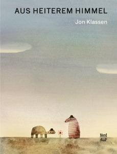 Buchcover Jon Klassen Aus heiterem Himmel